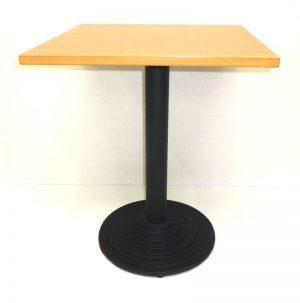 Olympic Round Cast Iron Dining Table