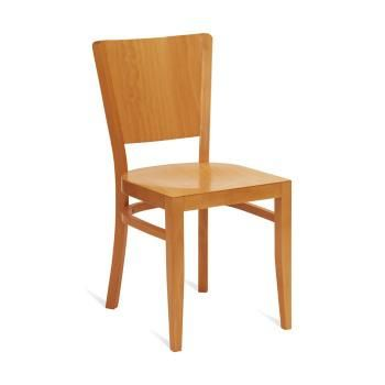 Oregon Side Chair with Veneer Seat