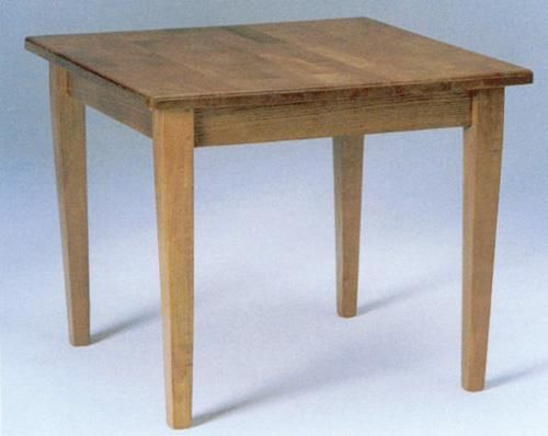 Rectangular Farmhouse Dining Table