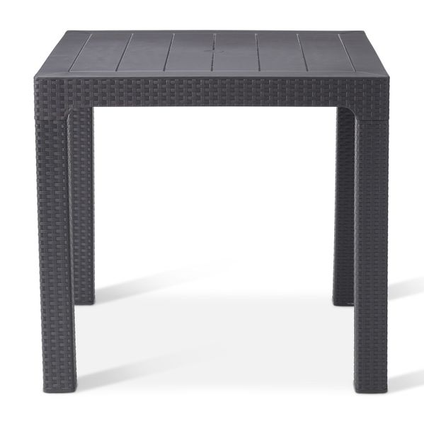 Outdoor Richmond Table 800mm square x 740mm high
